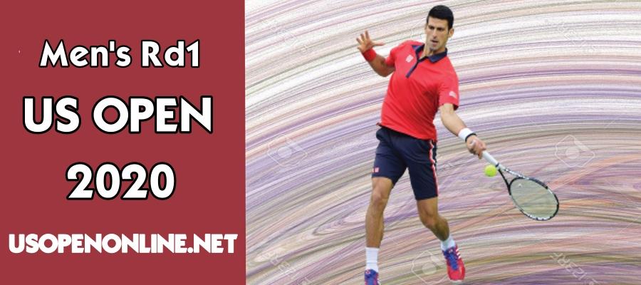 US Open Tennis 2018 Men Singles Rd 1 Live Stream