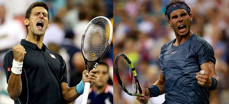 Watch Rafael Nadal vs Novak Djokovic  Online