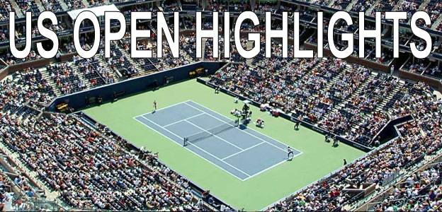US Open Highlights