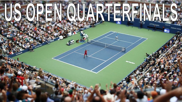 US Open Quarterfinals