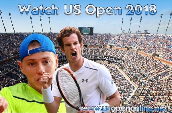 Andy Murray comes back to US Open Grand Slam 2018 to play with James Duckworth