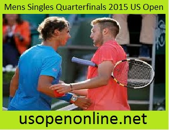 Watch Mens Singles Quarterfinals 2015 US Open Streaming