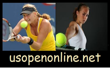 Watch Petra Kvitova vs Aleksandra Krunic Round 3 US Open 2014 Live