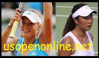 C. Wozniacki vs S. Peng