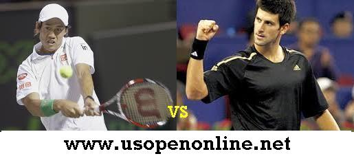 N. Djokovic vs K. Nishikori