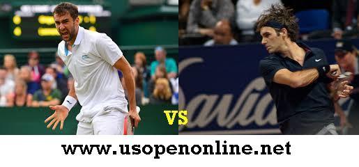 R. Federer vs M. Cilic