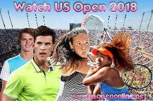 Young athletes Compete in 2018 US Open Tennis